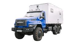 Изготовление и производство фургонов в Екатеринбурге